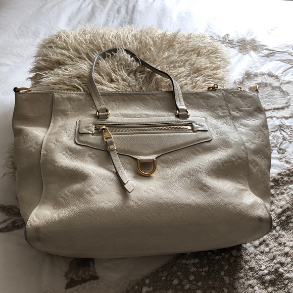 Louis Vuitton monogram Ann Plato Lumineuse bag